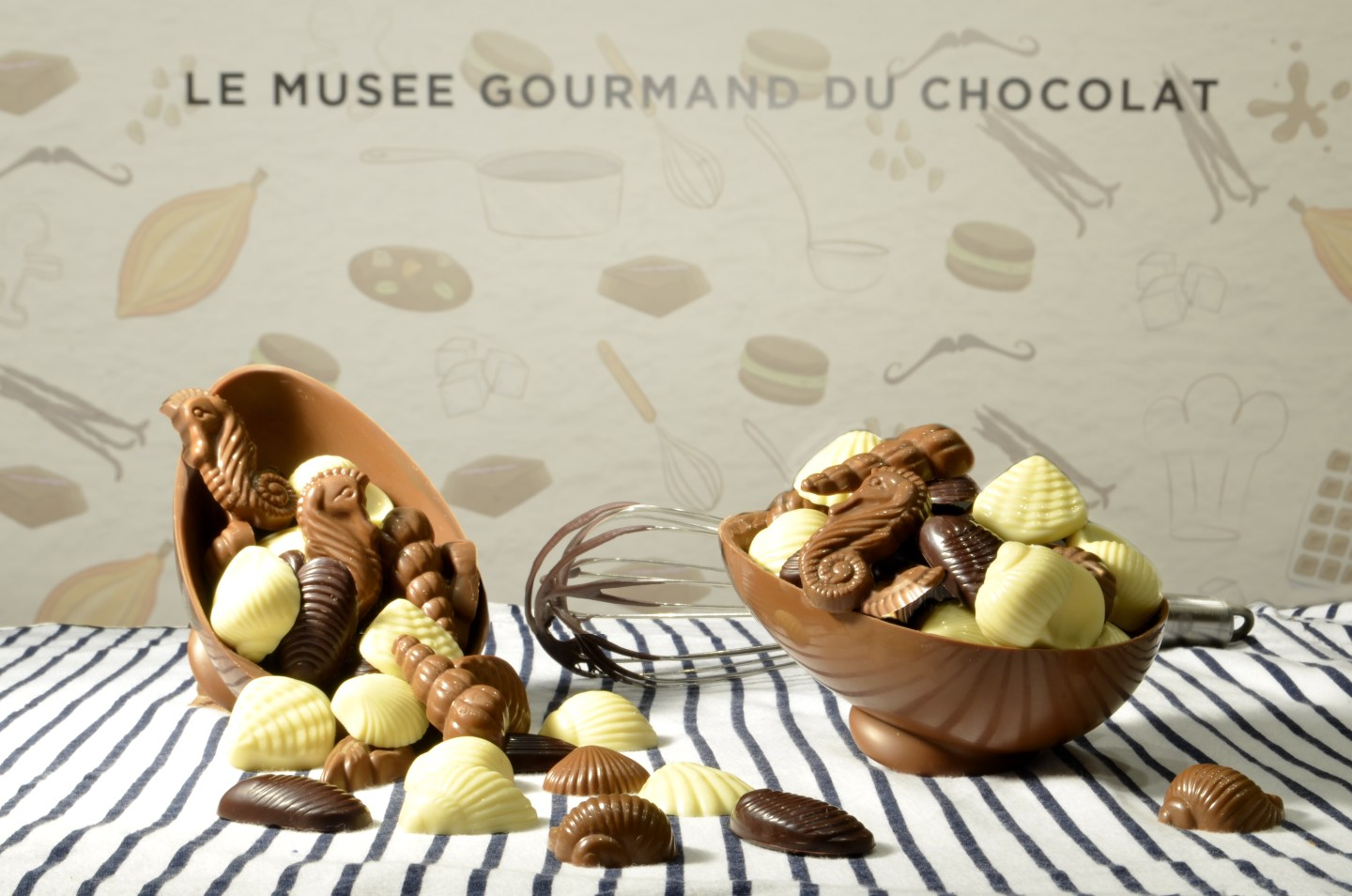 Atelier paques 2019 chocostory