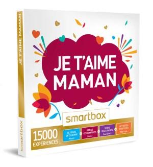 SMARTBOX – Coffret Je t'aime maman