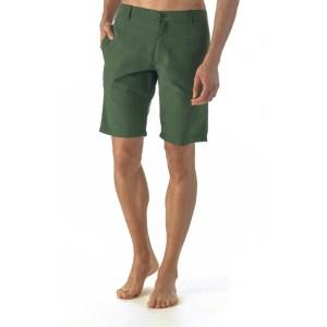 VILEBREQUIN – Bermuda Homme Droit vert