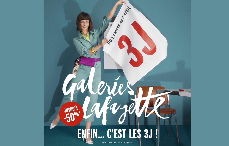 Galeries Lafayette 3J 2020