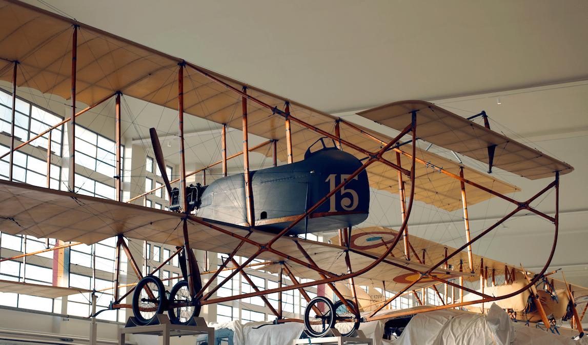 Reouverture musée de l'air et de l'espace bourget