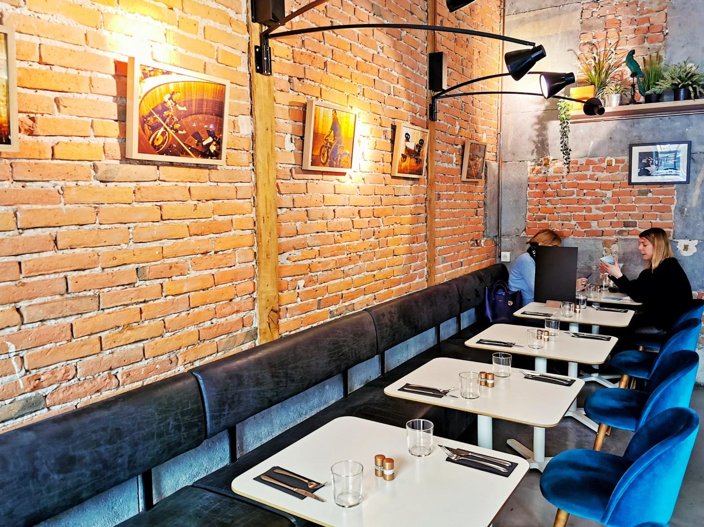 Restaurant GRENOBLE Le Poppa Salle 1