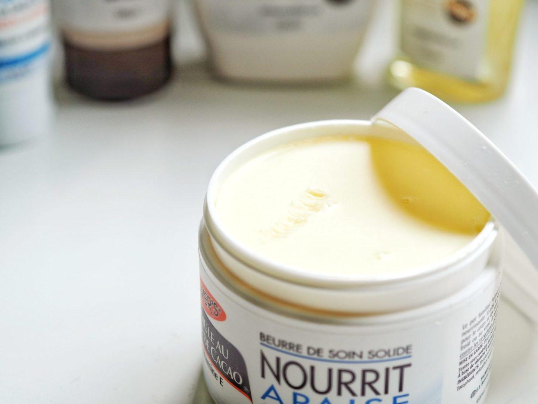 Texture beurre de soin Palmers