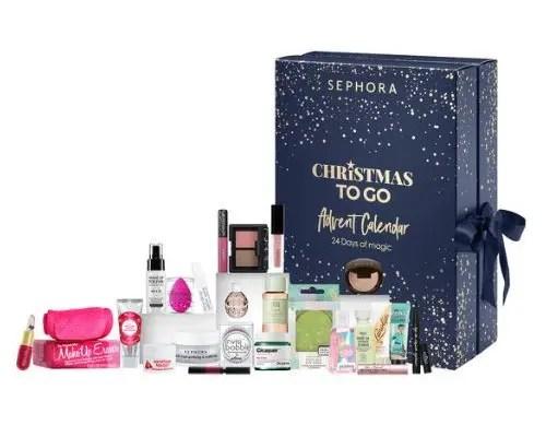SEPHORA - Calendriers de l'avent SEPHORA Christmas To Go