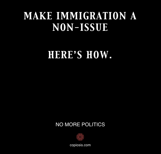 MAKE IMMIGRATION A NON ISSUE.001