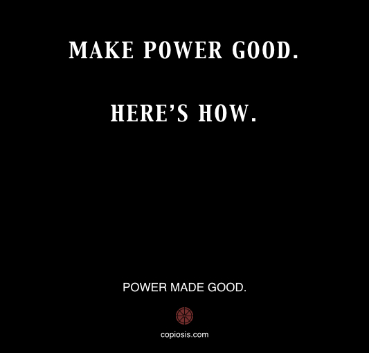 MAKE POWER GOOD.001