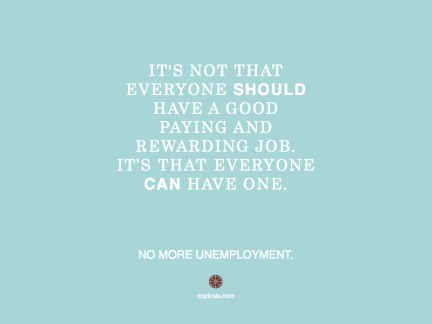 Unemployment should.001