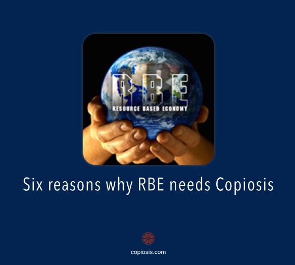 RBE needs Copiosis