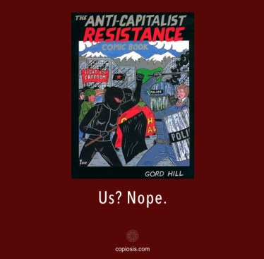 anti-capitalist