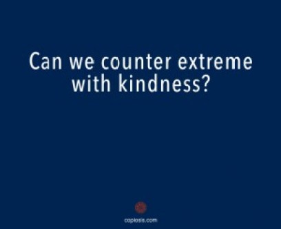 Extreme kindness