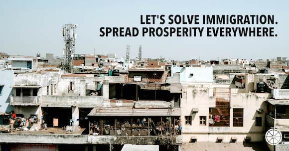 Annie Spratt spread prosperity FB blog