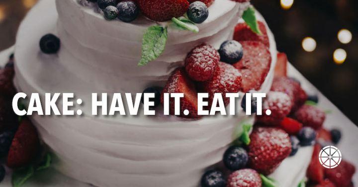 Alexandra Gornago Cake FB blog