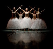 """Dancers of Copious Dance Theater performing """"Taka"""" 2009"""