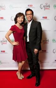 Copious Dance Theater 2014 Benefit Soirée Angela Dice Nguyen and John Nguyen
