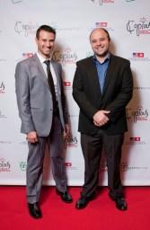 Copious Dance Theater 2014 Benefit Soirée Daniel Roman and Kris Vassallo
