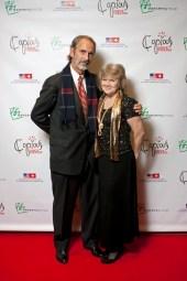 Copious Dance Theater 2014 Benefit Soirée Edith Lavin and Richard Ruggieri