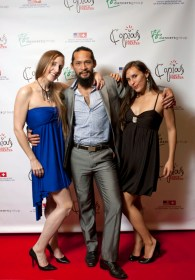 Copious Dance Theater 2014 Benefit Soirée Erin Huestis Victor Talledos and Leda Pennell