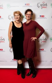 Copious Dance Theater 2014 Benefit Soirée Hannah Rabkin and Candace Turtle