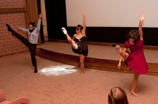 Copious Dance Theater 2014 Benefit Soirée Praeludium1