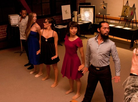 Copious Dance Theater 2014 Benefit Soirée Tango 4