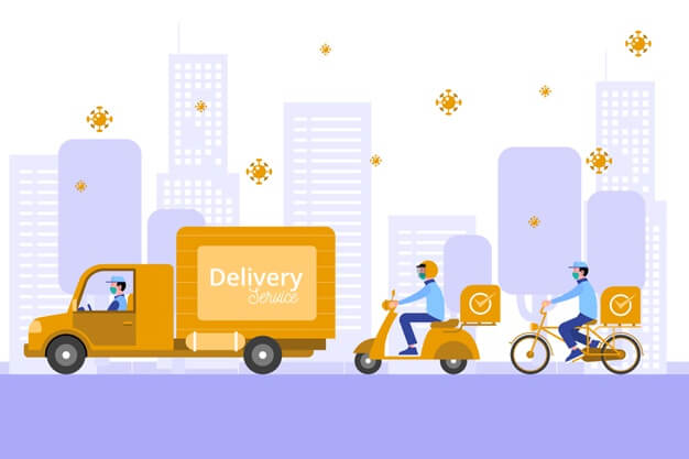 Delivery Is Crucial To Sellers During Covid