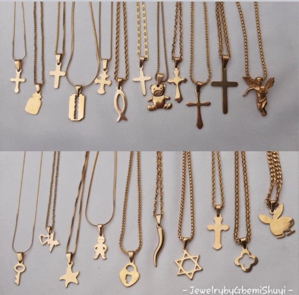 Set Of Necklaces