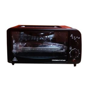 Crown Star 11l Electric Toaster Oven With Top Grill