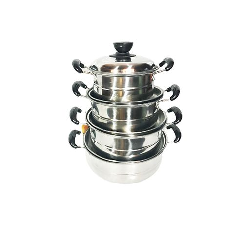 Stainless Steel Dish- Set 4