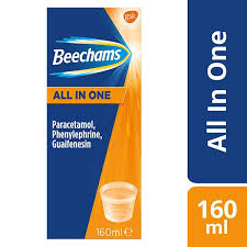 Beechams All-in-one Syrup
