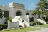 Copley Library exterior shot