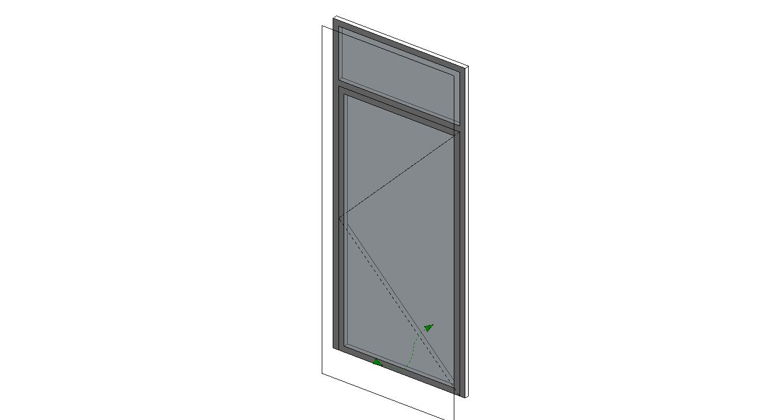MRG-Tür, 1Fl., Oberlicht - COPLI CONSULTING