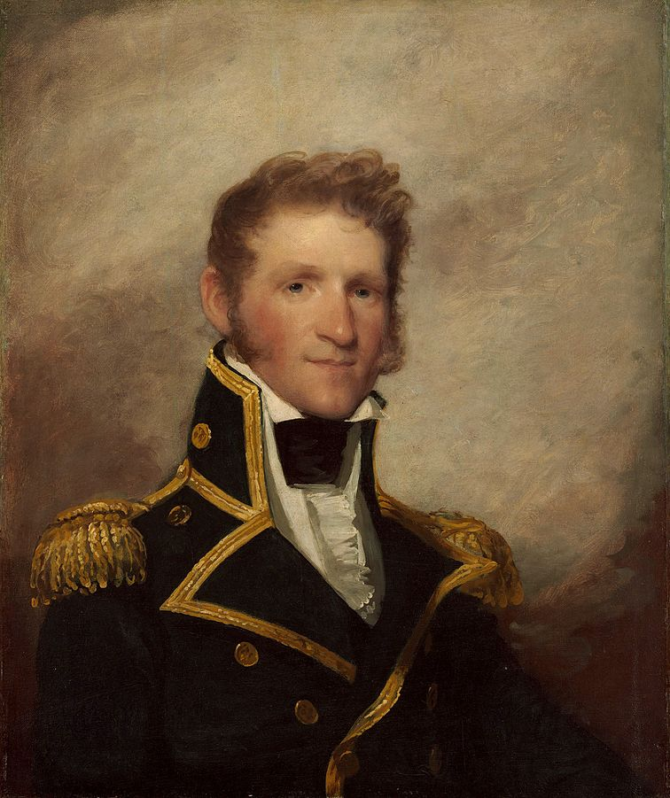 Captain Thomas Macdonough