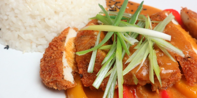 Gluten free katsu curry sauce
