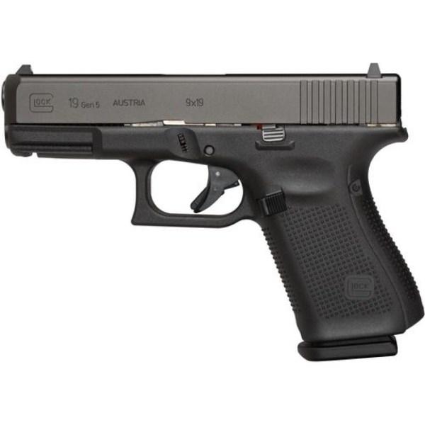 Glock 19 Gen5 - Copper Custom Armament