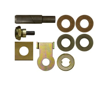 Closing Wheel Arm Pivot Repair Kit (JD Drills/Air Seeders)