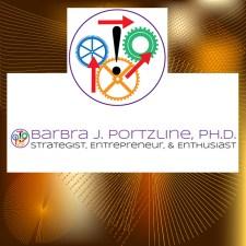 Icon and Logotype for Barbra Portzline
