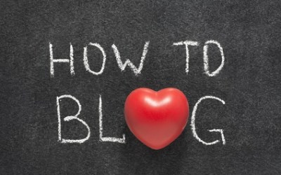 Blogging Made Easy – Or How to Blog