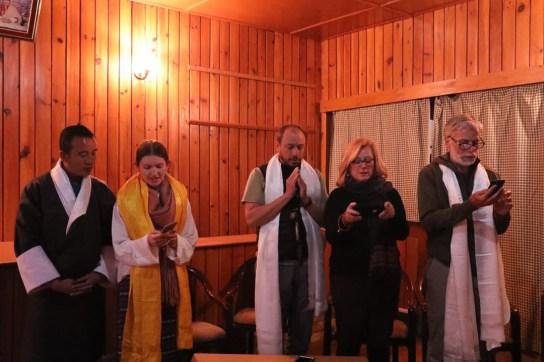 TKS-16 Bhutan Long Life Prayer for AGR 56470434_10215818439508169_4696062540742918144_n