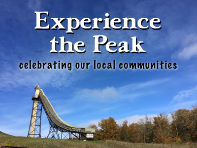 Experience the Peak - celebrating our local communities