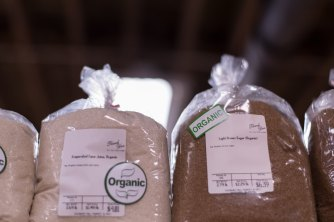 Culinary Mill Organic Sugars