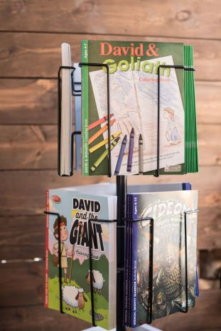 Light of Grace Bookstore Childrens Coloring Books