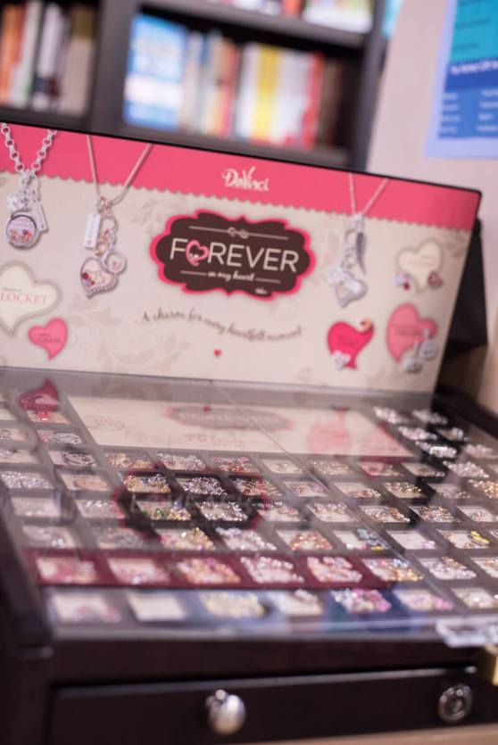 Light of Grace Bookstore Forever Charms
