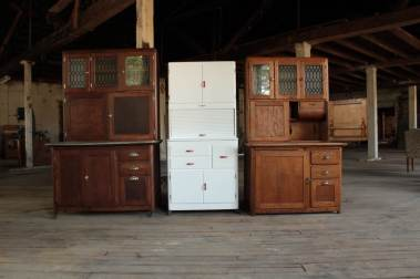 Restored Coppes Napanee Cabinets