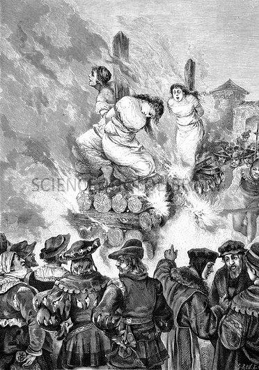 التعامل مع الساحرات وعبدة الشياطين في تاريخ المسيحية - المهندس مينا ماكسويل