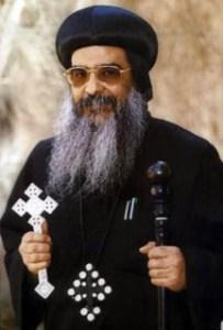 الأنبا ابرام اسقف الفيوم