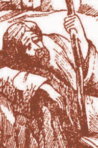 صوره الراهب بطرس مشتهي البابوية