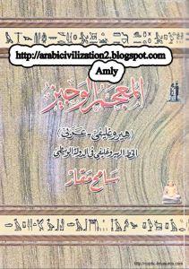 المعجم الوجيز - هيروغليفي عربي - الخط الهيروغليفي في الدولة الوسطى - المهندس سامح مقار