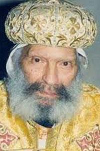 الانبا ثاؤفيلس أسقف ورئيس دير السريان