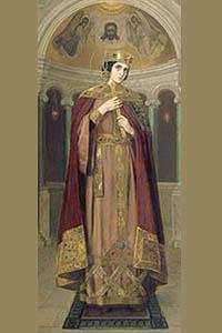 الملكة الكسندرا