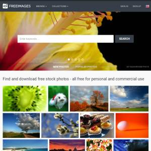 Stock photos: Free images front page